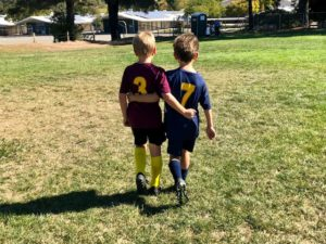 Soccer Friendships Forever!